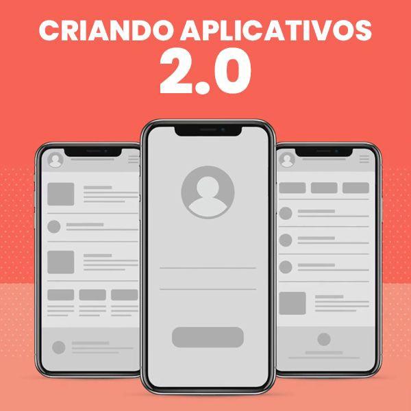 Curso online criando aplicativos do zero e fácil 2.0