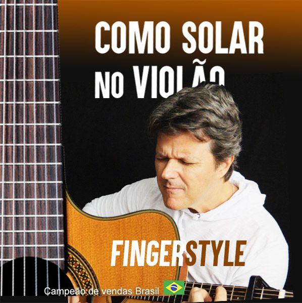 Curso de Fingerstyle Método Tríade COMPLETO - Heitor Castro